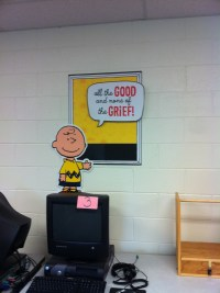 17 Best images about Classroom Decor: Peanuts Gang on