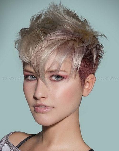 25 Best Ideas About Short Undercut Hairstyles On Pinterest