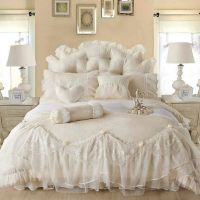 304 best images about shabby chic bedding on Pinterest ...