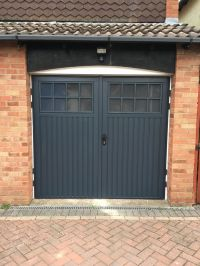 1000+ ideas about Side Hinged Garage Doors on Pinterest ...