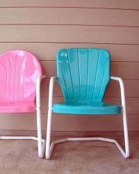 Best 25+ Old metal chairs ideas on Pinterest