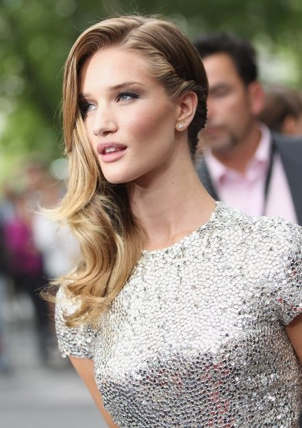 25 Best Ideas About Side Swept Hairstyles On Pinterest Side
