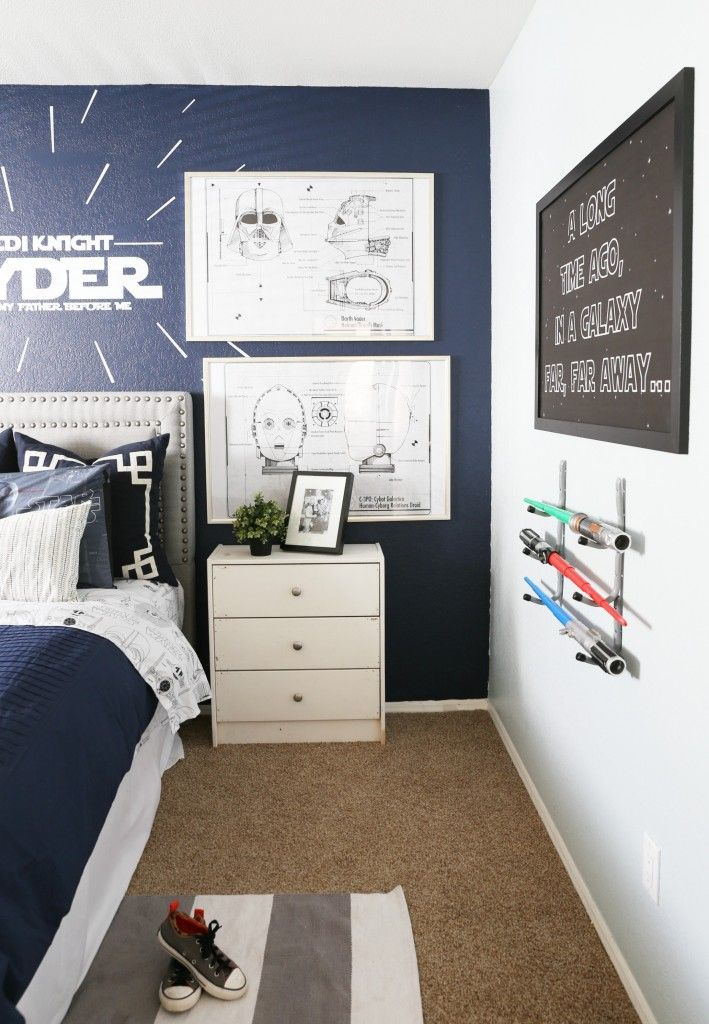 25 best ideas about Star Wars Bedroom on Pinterest  Star