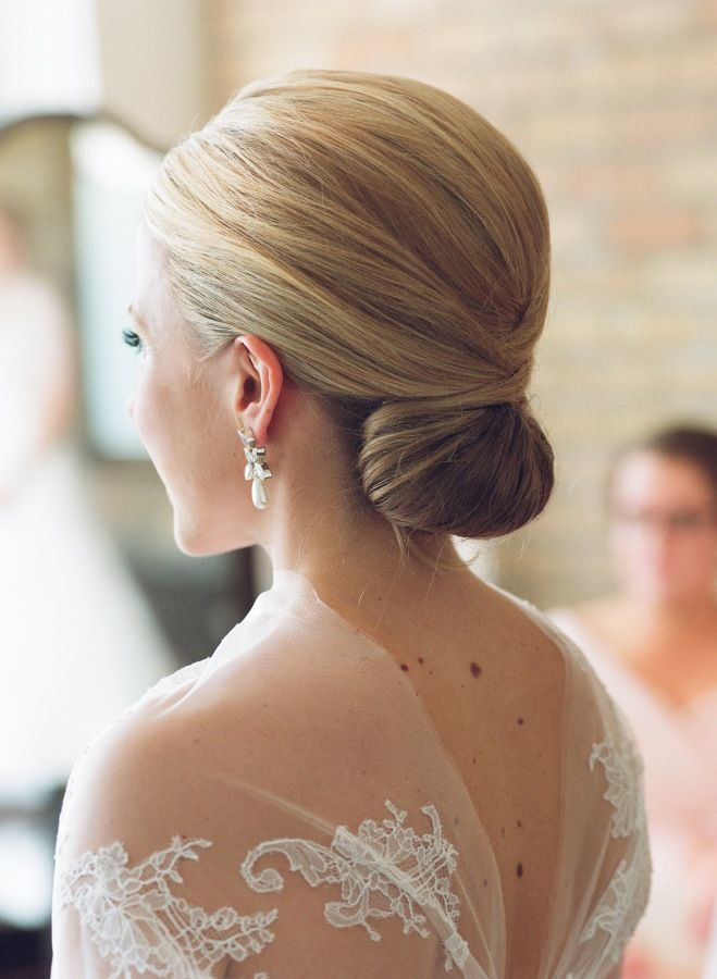 25 Best Ideas About Classic Updo Hairstyles On Pinterest