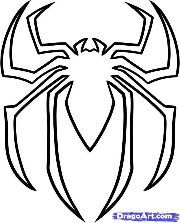 Spiderman, Logos and Symbols on Pinterest