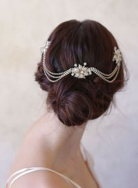 hair jewelry for a wedding best 20 hair accessories ideas ...
