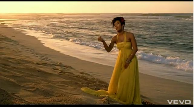 This Beautiful Maxi Dress Worn By Keyshia Cole In Her