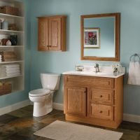 Best 25+ Oak bathroom ideas on Pinterest | Cream modern ...