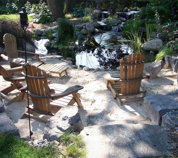 backyard beach ideas