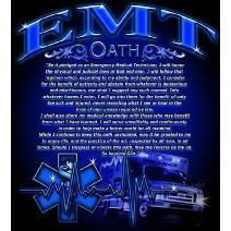EMT Oath EMT & EMS Stuff Pinterest