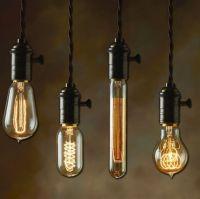 From $2.50 +! Hanging Light bulbs Edison Bulbs Nostalgic ...