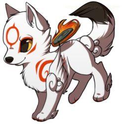 wolf chibi anime drawing wings cartoon draw wolves fire cute drawings flying fox tiger medium furry winged arctic howling kawaii