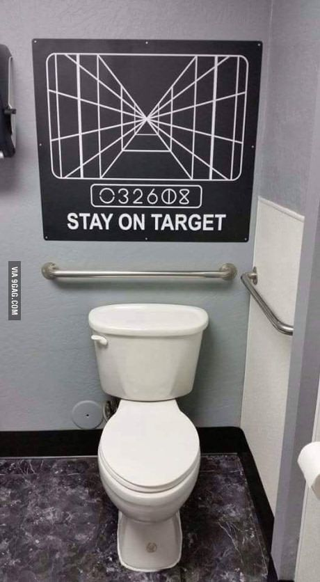 Best 25 Star wars bathroom ideas on Pinterest  Star wars decor Funny star wars quotes and