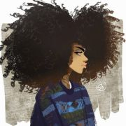 natural hair art curly inspirations