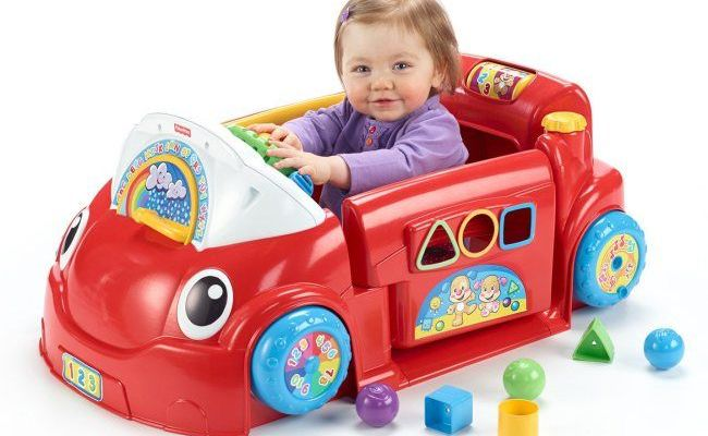 Fisher Price Laugh And Learn Crawl Around Car Toys For