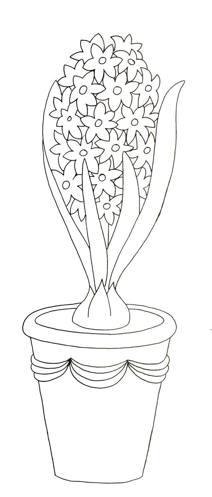 225 best images about Spring coloring pages on Pinterest