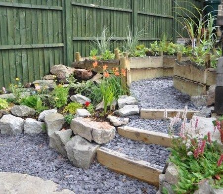 The 35 Best Images About Rockery Ideas On Pinterest Gardens