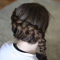 Best 25+ Katniss everdeen braid ideas on Pinterest ...