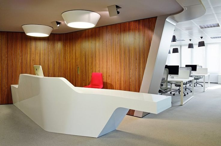 Stunning Office Reception Area Decor Ideas With Modern
