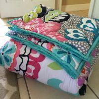 Pottery Barn Teen Bedding Set | Bailey's Room | Pinterest ...