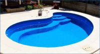 small inground pools for small yards | Fibreglass Swimming ...