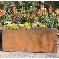 The 25+ best Corten steel planters ideas on Pinterest