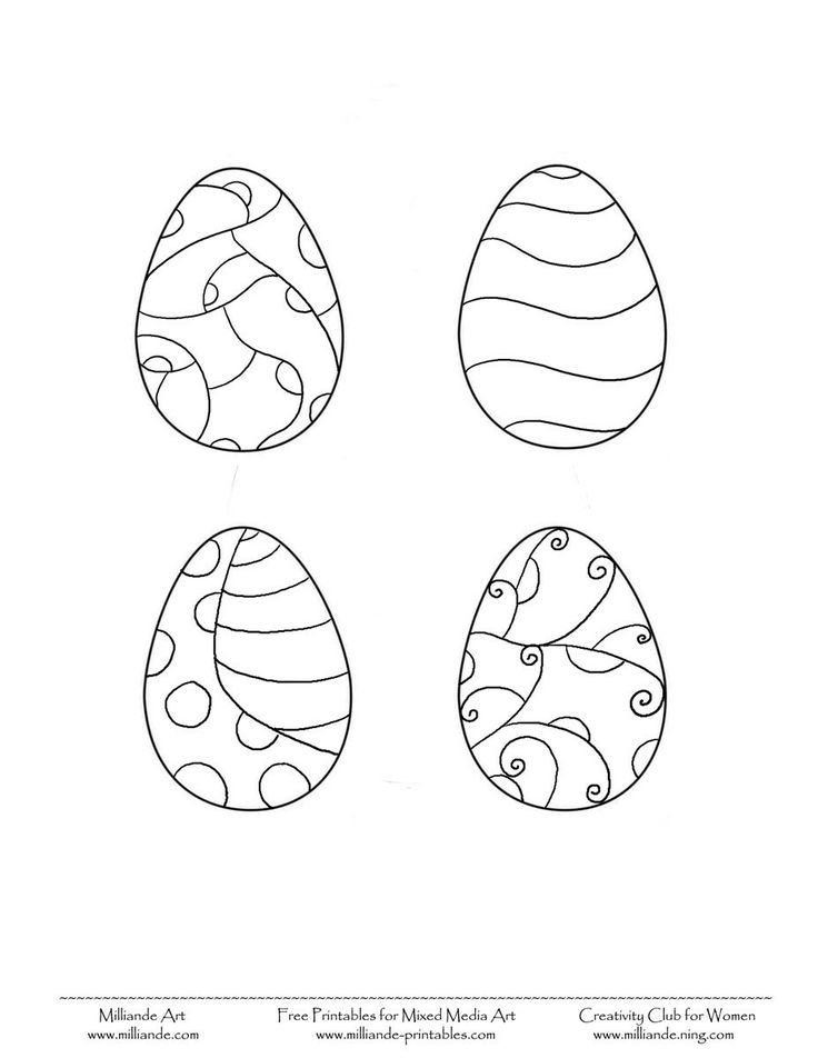 32 best images about Easter egg patterns on Pinterest