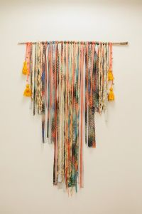 DIY wall hanging // tapestry | DIY pour la maison ...