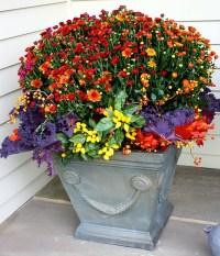 Best 25+ Fall planters ideas on Pinterest   Outdoor fall ...