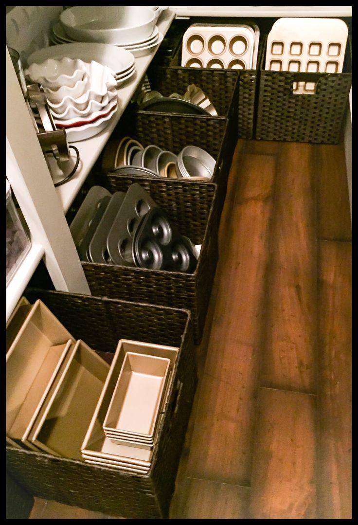 kitchen pantry organizers remodelers 25+ best ideas about baking storage on pinterest   ...