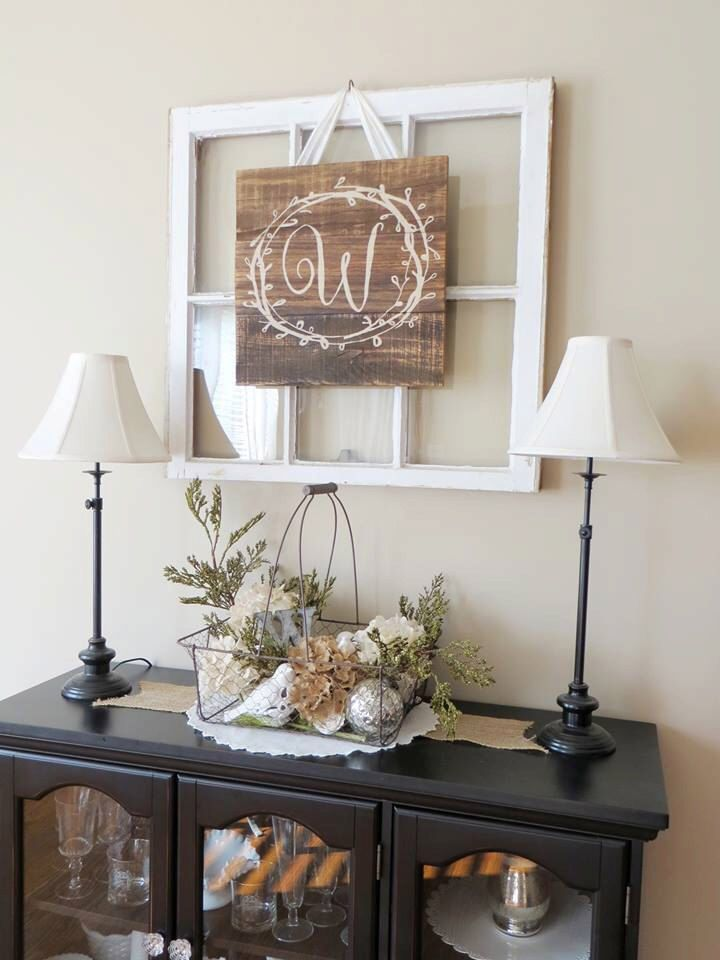 25+ best ideas about Window Wall Decor on Pinterest