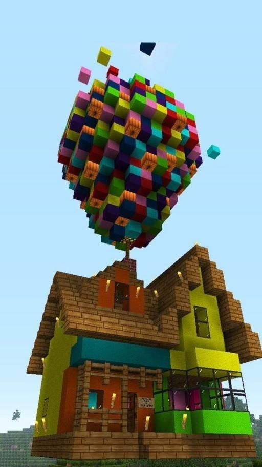 Minecraft is my favorite app You can be so creative and build the most amazing things