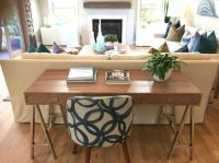 25+ best ideas about Desk Behind Couch on Pinterest ...