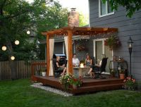 25+ best ideas about Small deck patio on Pinterest | Small ...