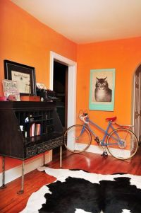 Best 25+ Orange Paint Colors ideas on Pinterest | Neutral ...