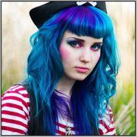 Navy Blue Hair Dye Hair Style Ideas 4 You Of Navy Blue ...