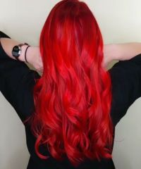 Best 20+ Bright red hair dye ideas on Pinterest