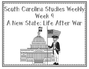 South Carolina 7th Grade Social Studies Pass Review
