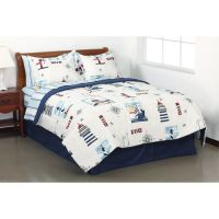 Cute Lighthouse Bedding Sets Photo Inspirations | BEDDING ...