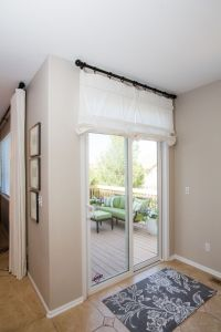 26 best images about Sliding Glass Door Curtains on ...