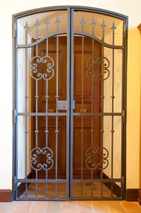 Best 20+ Iron front door ideas on Pinterest