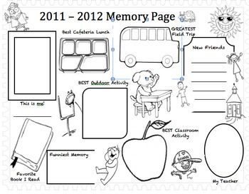 Preschool End Of Year Stuff: a collection of ideas to try