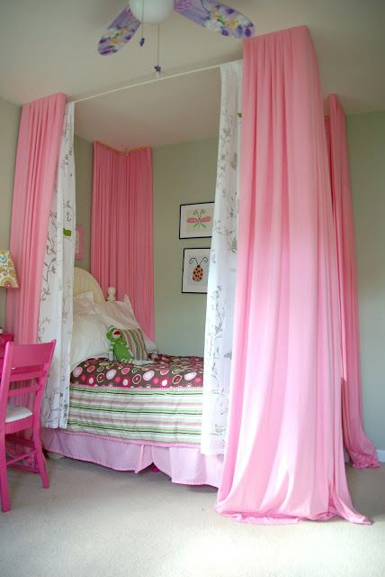 25 Best Ideas About Girls Bedroom Curtains On Pinterest Girls