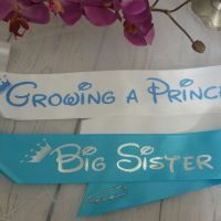 1000+ ideas about Baby Shower Sash on Pinterest | Tulle ...