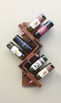 1000+ ideas about Wine Racks on Pinterest | Bottle holders ...
