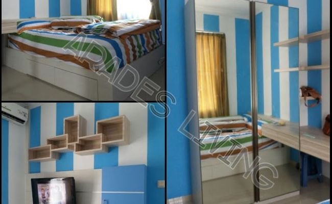 Arades Living Furniture Interior Interior Kamar Tidur