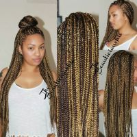 25+ best ideas about African hair braiding salons on ...