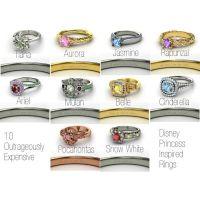 disney princess rings - Google Search   Jewelry ...