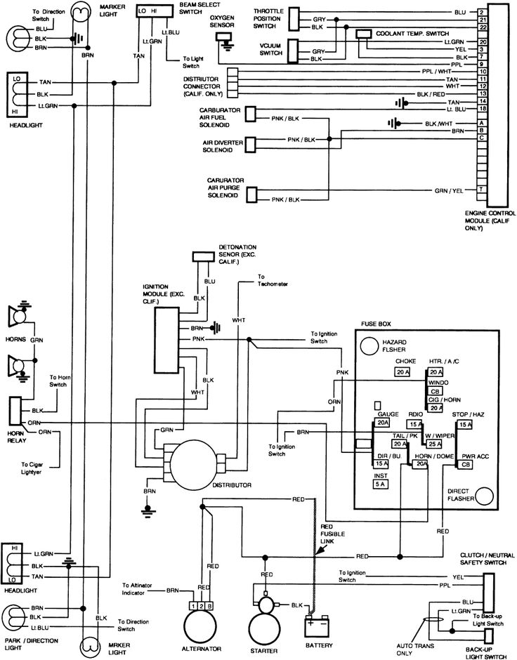 vectra b wiring diagrams 2003 ford escape radio diagram free 1991 gmc sierra | schematic for 83 k10 - chevy truck forum ...