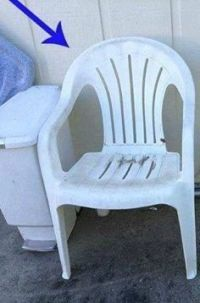 25+ best ideas about Painting plastic chairs on Pinterest ...